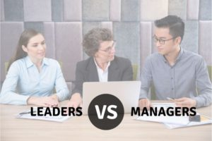 Operations Business Strategy Planning | Leaders vs Managers