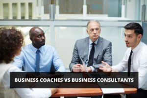Business Strategy Consulting |Business Coaches Vs Business Consultants