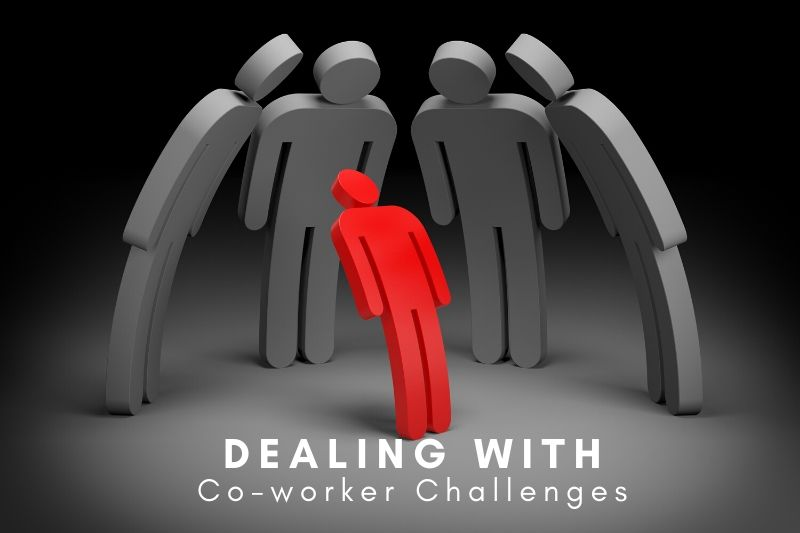 Operations Management Consultant | Dealing with Co-worker Challenges
