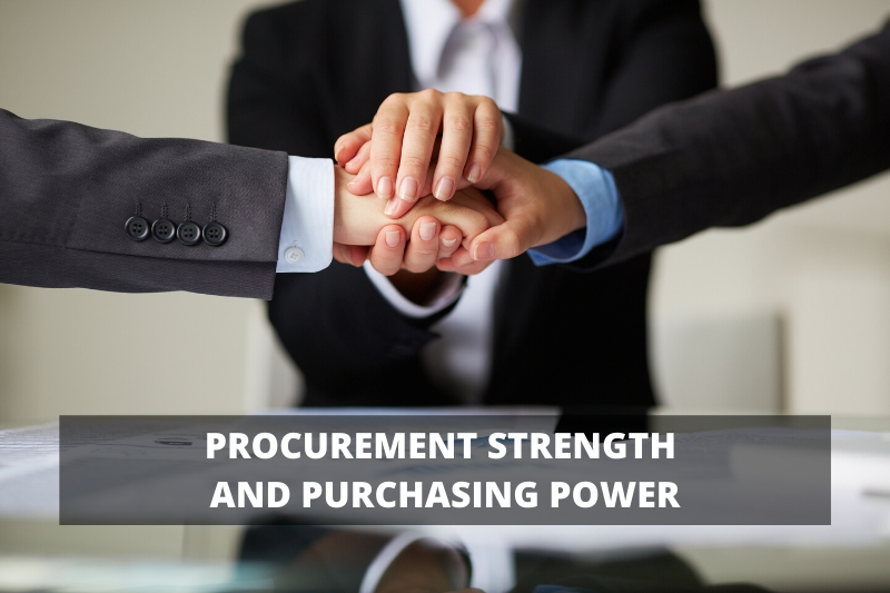 Business Strategy Planning | Procurement Strength and Purchasing Power